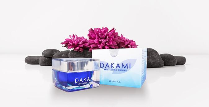 Dakami là sản phẩm chiết xuất từ thiên nhiên đạt chuẩn Organic của Mỹ